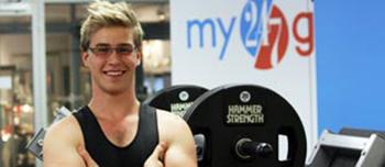 Rob My 247 Gym